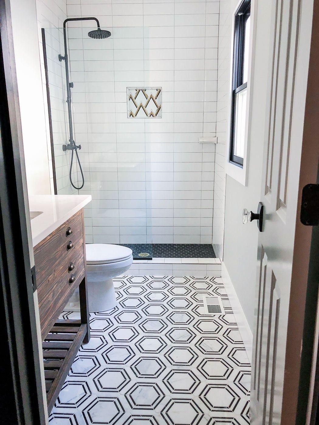 Saving Etta Master Bathroom Reveal Wohnung Badezimmer Badewanne