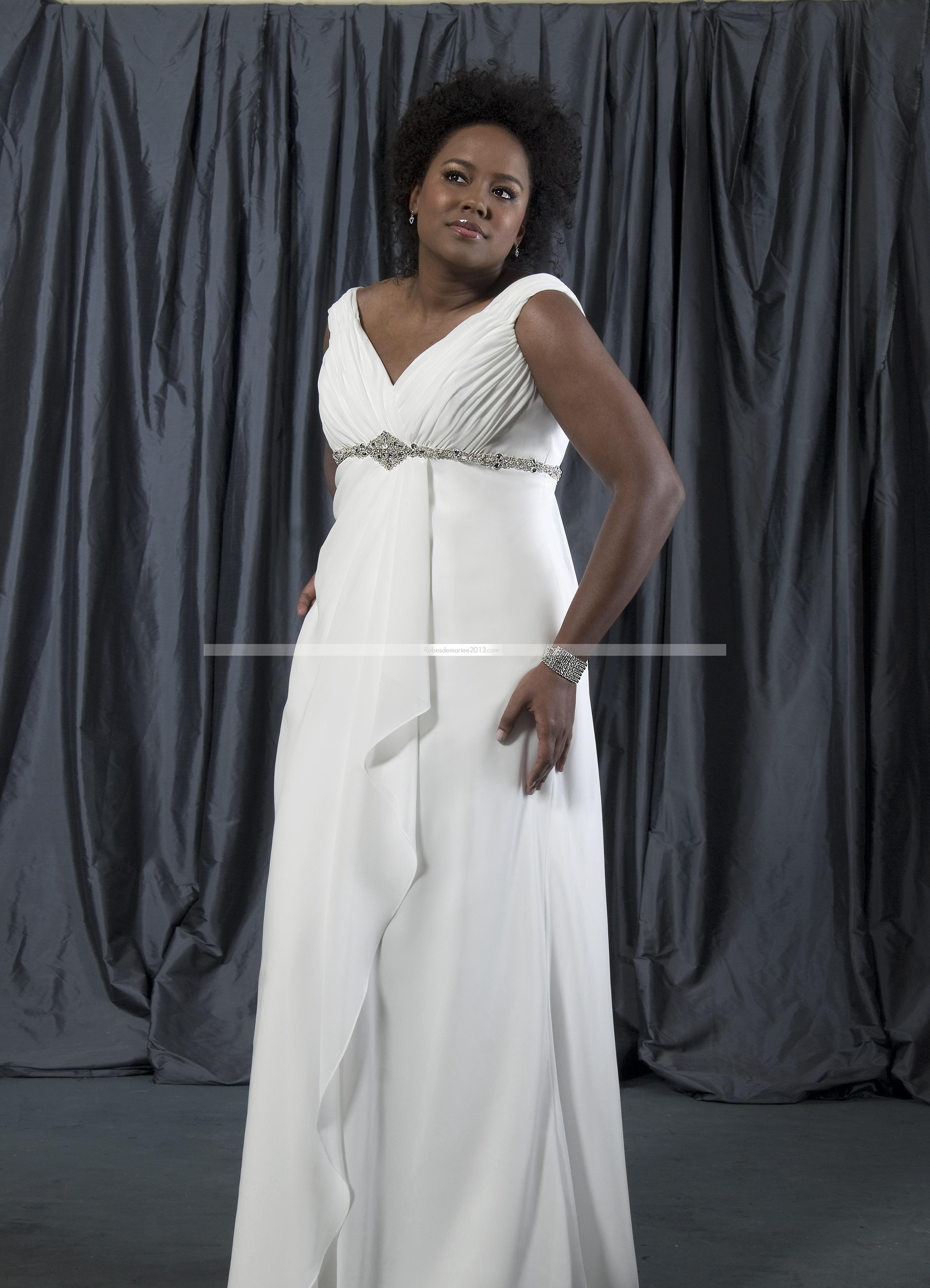Deguisement robe de mariee grande taille