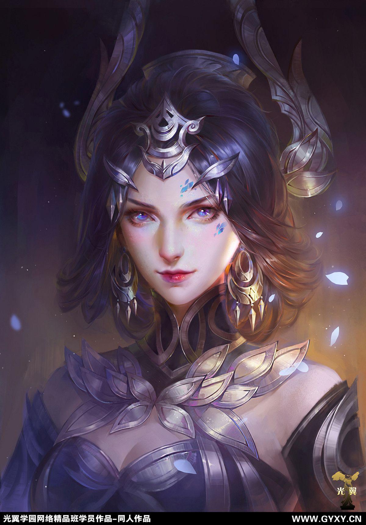 The World Of Digital Art Fantasy Princess Fantasy Girl Fantasy Women