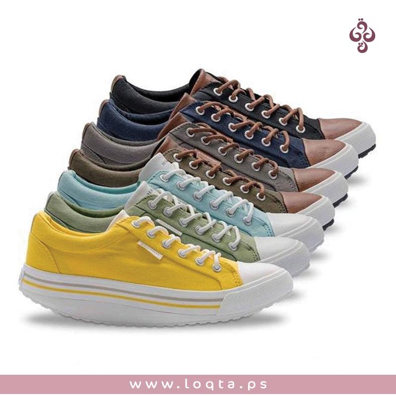 Smalldescription حذاء من ماركة Walkmaxx بشكل جديد جرئ وصمم لراحة أثر للقدم ويمتاز بالتالي شكل جديد جريئ Chuck Taylor Sneakers Shoes Chucks Converse