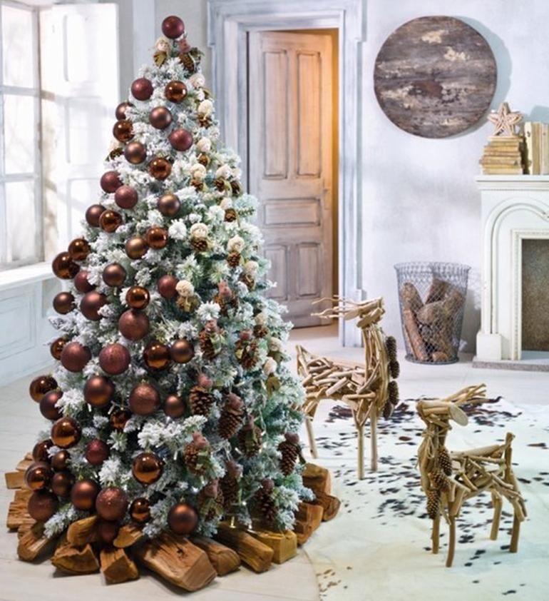 Un rbol de navidad para tu hogar rboles de navidad decorados navidad y hogar - Comprar arboles de navidad decorados ...