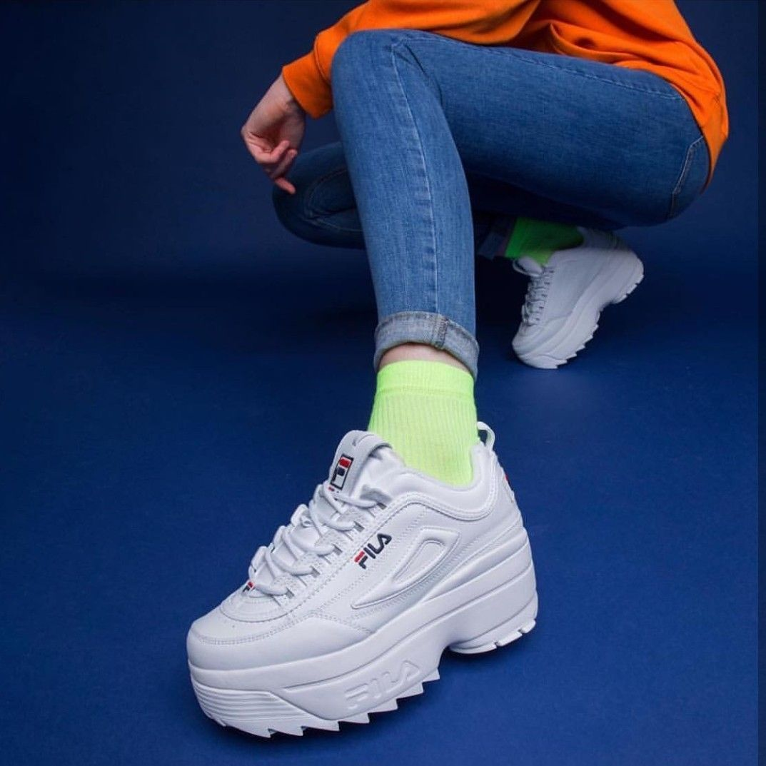Fila have released some new additions to their Disruptor