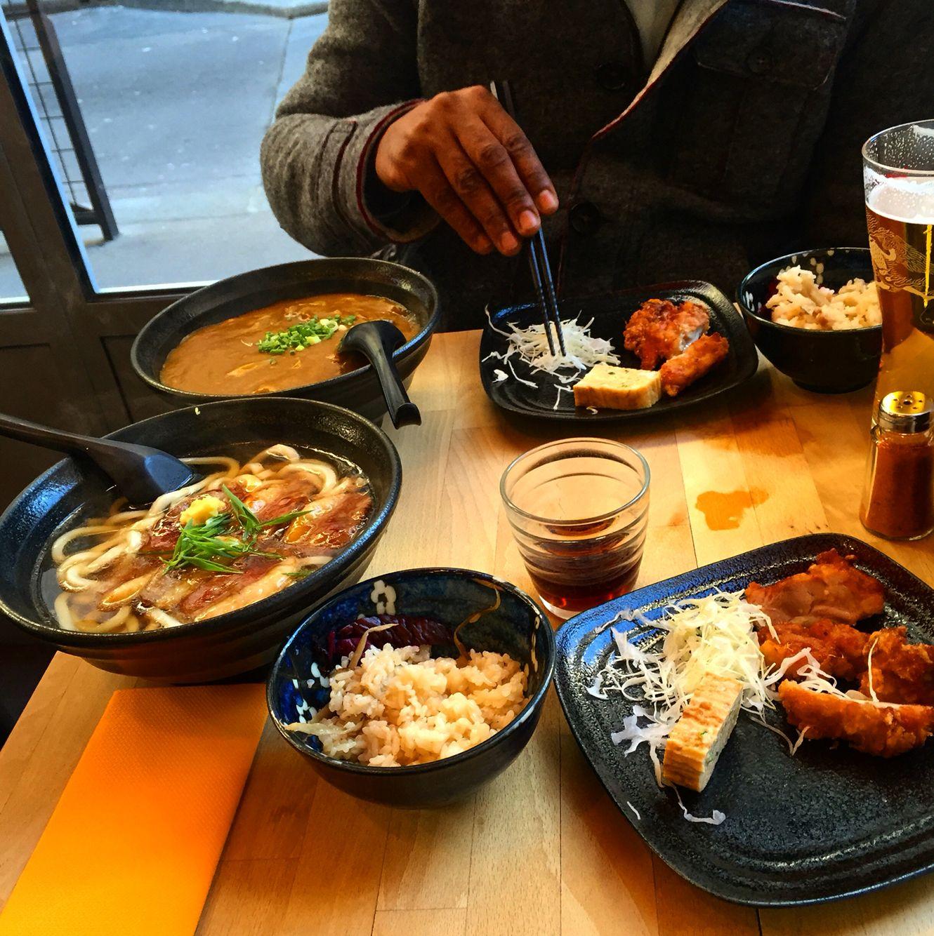 Miam  #Japanese#goodlunch#bonappetit#miam#food#foodie#Japanesefood#paris