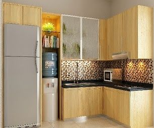 Kitchen Set Minimalis Kebaya Pinterest Kitchen Sets Kitchens