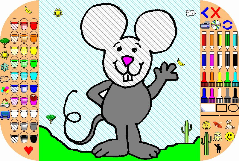 Free Coloring Game Online New Free Coloring Pages Drawing Games Ab Colouring Games For Coloring Games For Kids Drawing Games For Kids Online Games For Kids