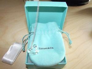 Tiffany co elsa peretti rock crystal quartz open heart pendant daily limit exceeded aloadofball Images