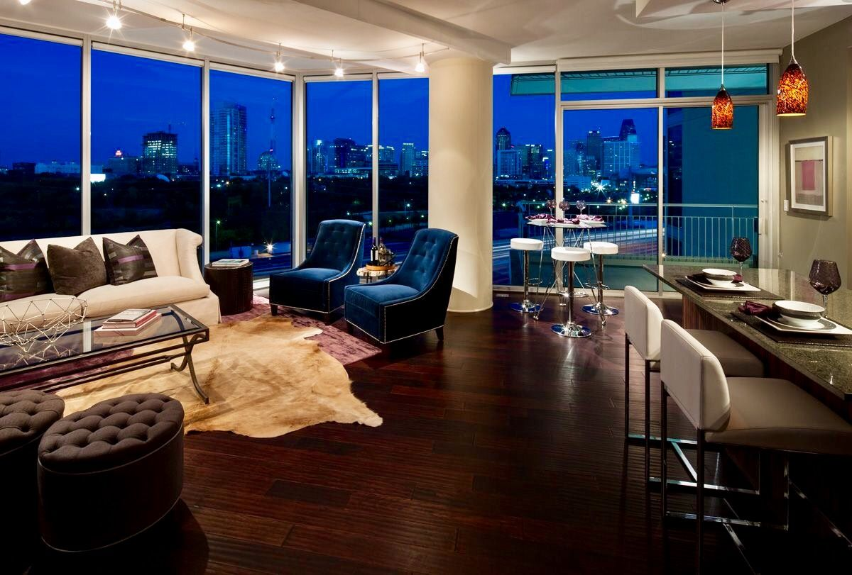 Pin by uwu on Living rooms &Family Luxury loft, Renting
