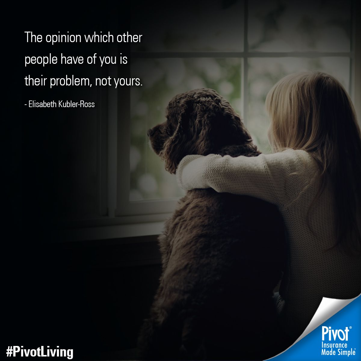 Don't let other people cause problems for you with their own opinions. #BeYourself #confident #PivotLiving ow.ly/WxCpT