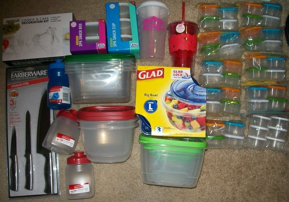 Cookie Cake Decoration Kit Rubbermaid Glade Bottle Containers