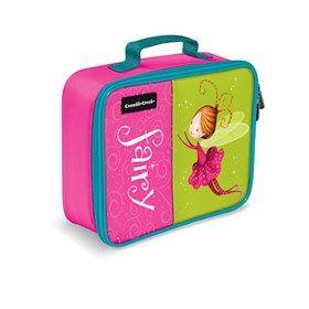 Crocodile Creek Fairy is a beautifully-designed, sturdy & high-quality lunch box.