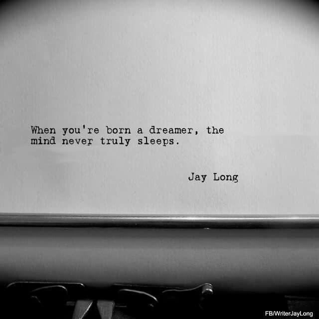 The mind never truly sleeps
