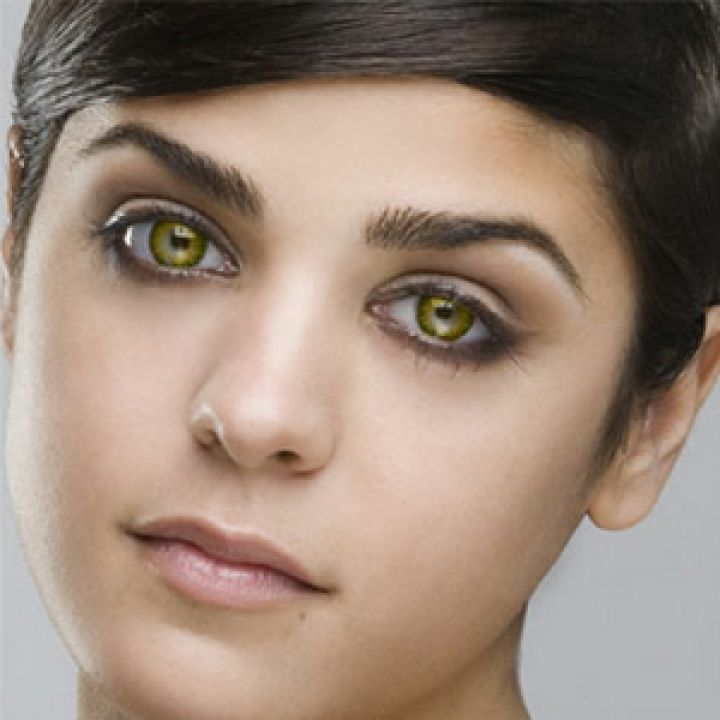 Green Contact Lenses Jade Green Coloured Contacts
