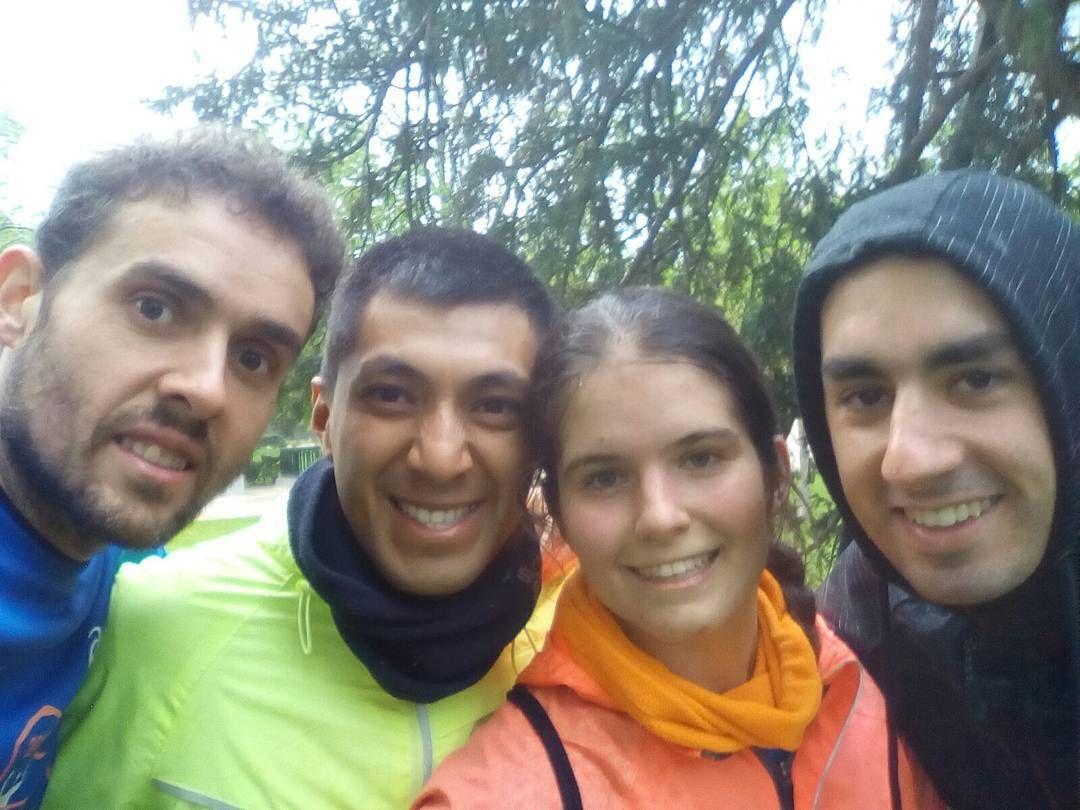 Arrancaron las clases de #running  #Pilates en el #ParquedelRetiro #Madrid! #DespiertayEntrena #Despierta #Entrena #runners  #running #postura #entrenamientopersonal #instafit #rutina #muevete #salud #deporte #bienestar