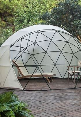 Des igloos de jardin ?! | Garden igloo