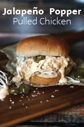 In this crockpot recipe, pulled chicken meets jalapeño poppers for a hot and messy lunchtime sandwich. With a crispy breadcrumb topping and creamy cheese sauce, this fall recipe is a keeper and packs a delicious and zesty kick. Serve it with Bounty Paper Towels to catch all the melty, oozing goodness.