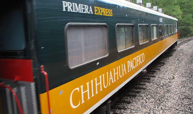 Chepe train Chihuahua