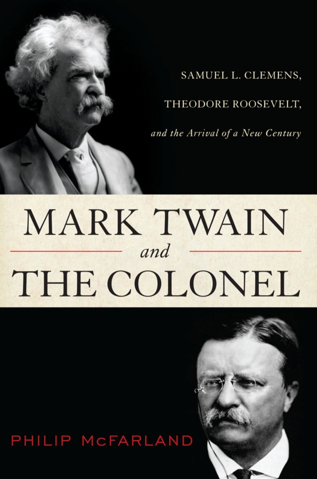 Mark Twain And The Colonel Ebook In