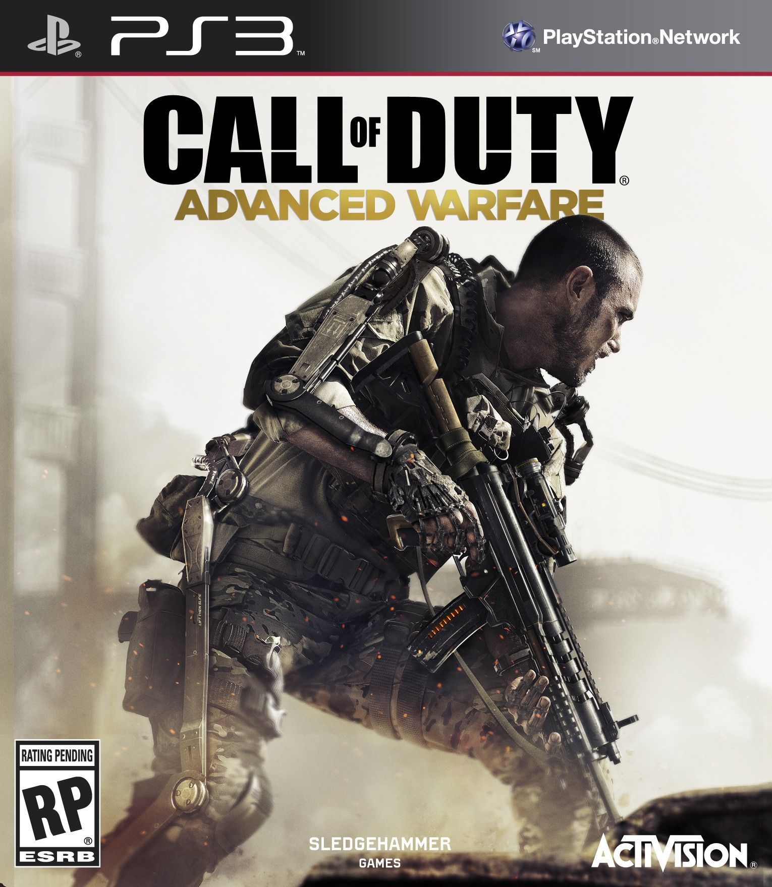 Call Of Duty: Advanced Warfare PS3 (With Images