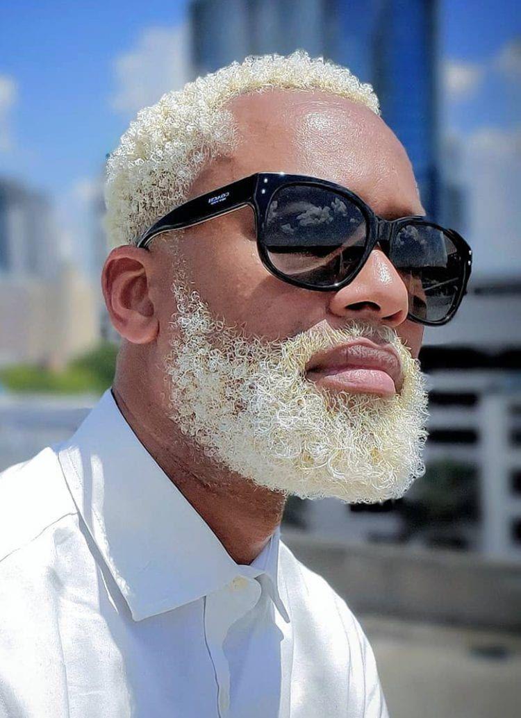 32+ Black mens hairstyles gray hair ideas in 2021
