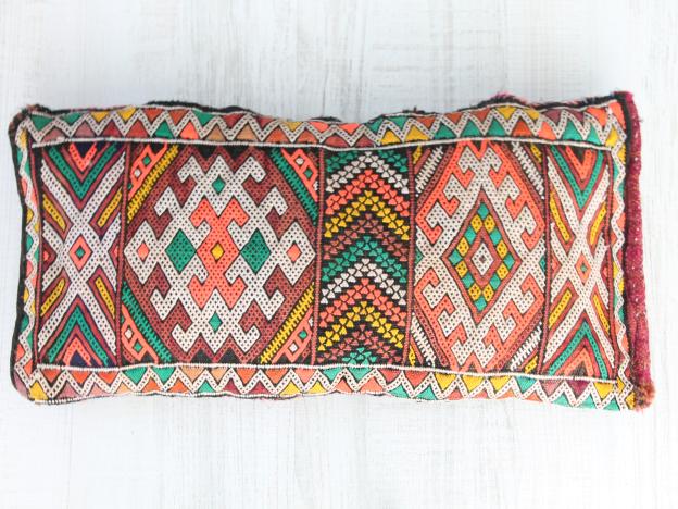 ethnic cushion handmade