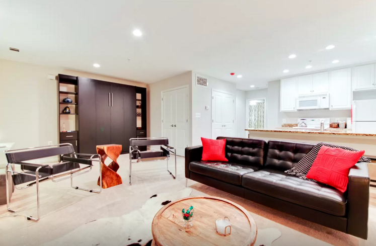15 Best Airbnbs In Washington Dc Usa Updated 2021 Apartments For Rent Airbnb Accommodation Modern Apartment