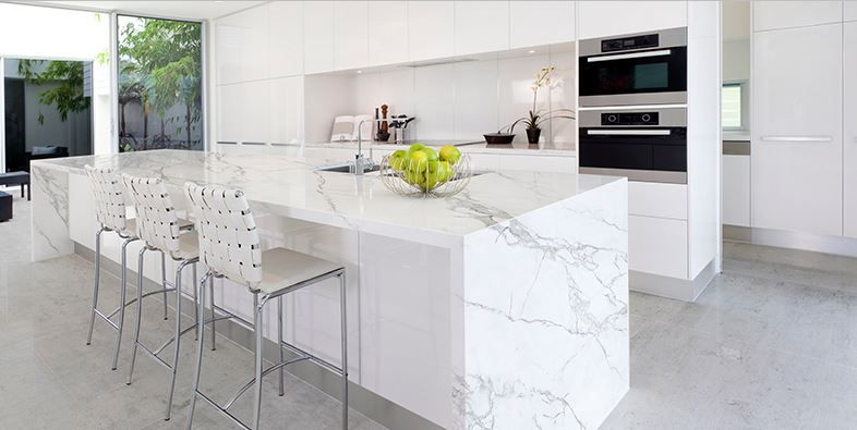 Check Out These Amazing Neolith Countertops In This Kitchen Is A High Performance Large Format Slim Porcelain Slab Introducing New Of