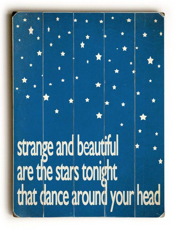 Wooden Sign Wall Art Nursery Decor Wood Sign by LavenderHillPrints