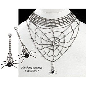 Witch Spider Choker 1 ct