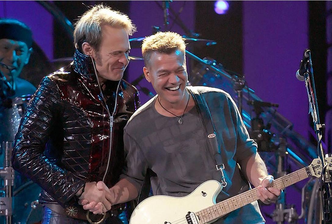 Ed And Dave Van Halen Eddie Van Halen Van Halen 1