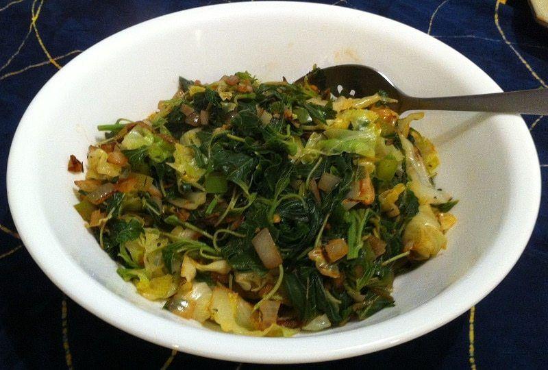jamaican callaloo recipe eat your veggies with images