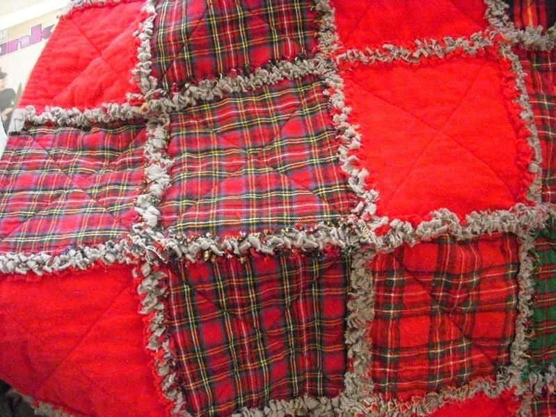 Rag Quilt Patterns Free Rag Quilt Patterns From About Quilting