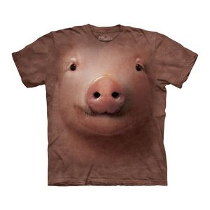 T-Shirt Schwein