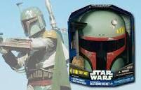 boba fett electronic helmet...not gonna lie, i want one.