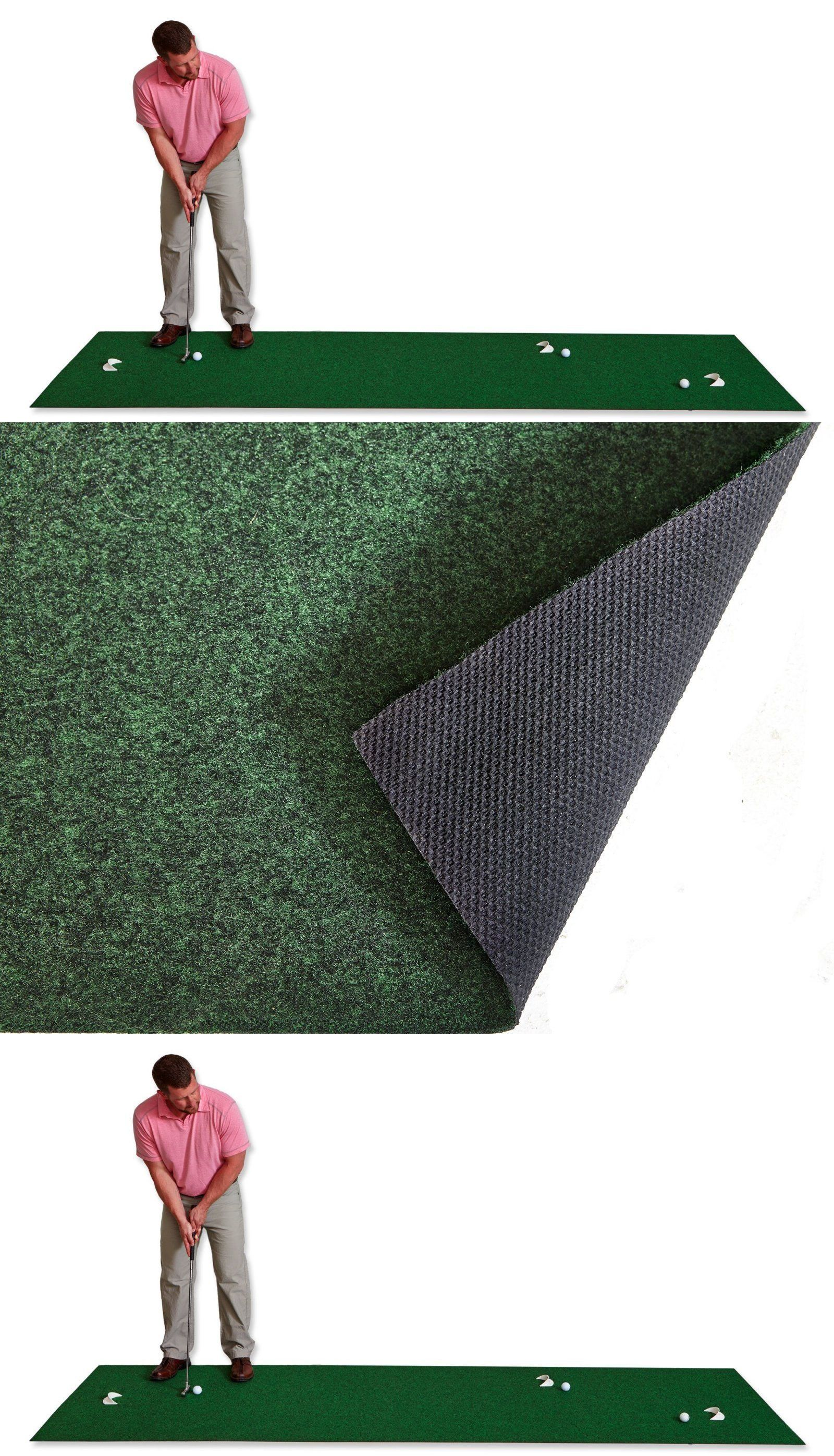 Putting Greens And Aids 36234: Golf Practice Green Mat Backyard Outdoor  Indoor Putting Turf Training