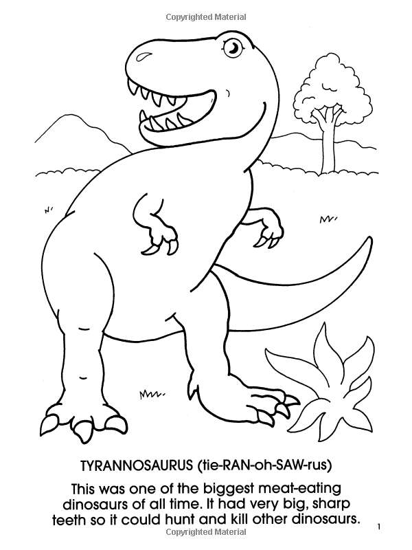 colour book coloriage dinosaur coloring