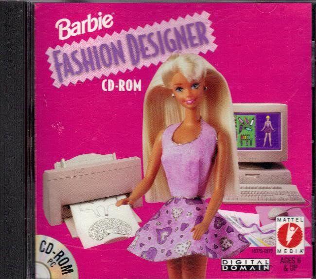 Kimmy Gibbler Barbie Fashion Designer 90s Girl Cool Toys