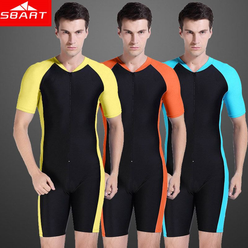 22f650a2ff SBART New 2015 Wetsuit Men Short Sleeve Wet Suit Shorty Lycra Dive Skins  Swimming Wetsuits Man Sucba Diving Clothes Big Sale N    Price   US  16.99    FREE ...
