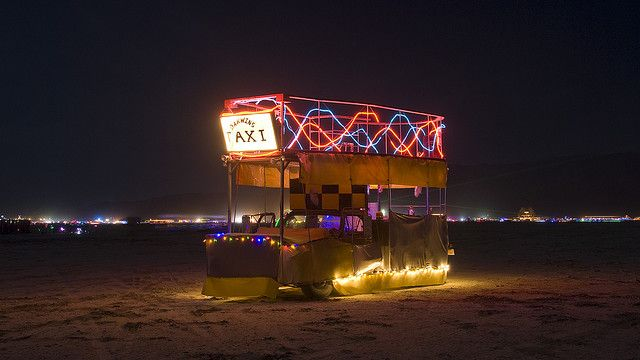 The Black Rock City Rangers: Our Volunteer Heroes | Ignite.me | Burning Man Safety & Conflict Mediation