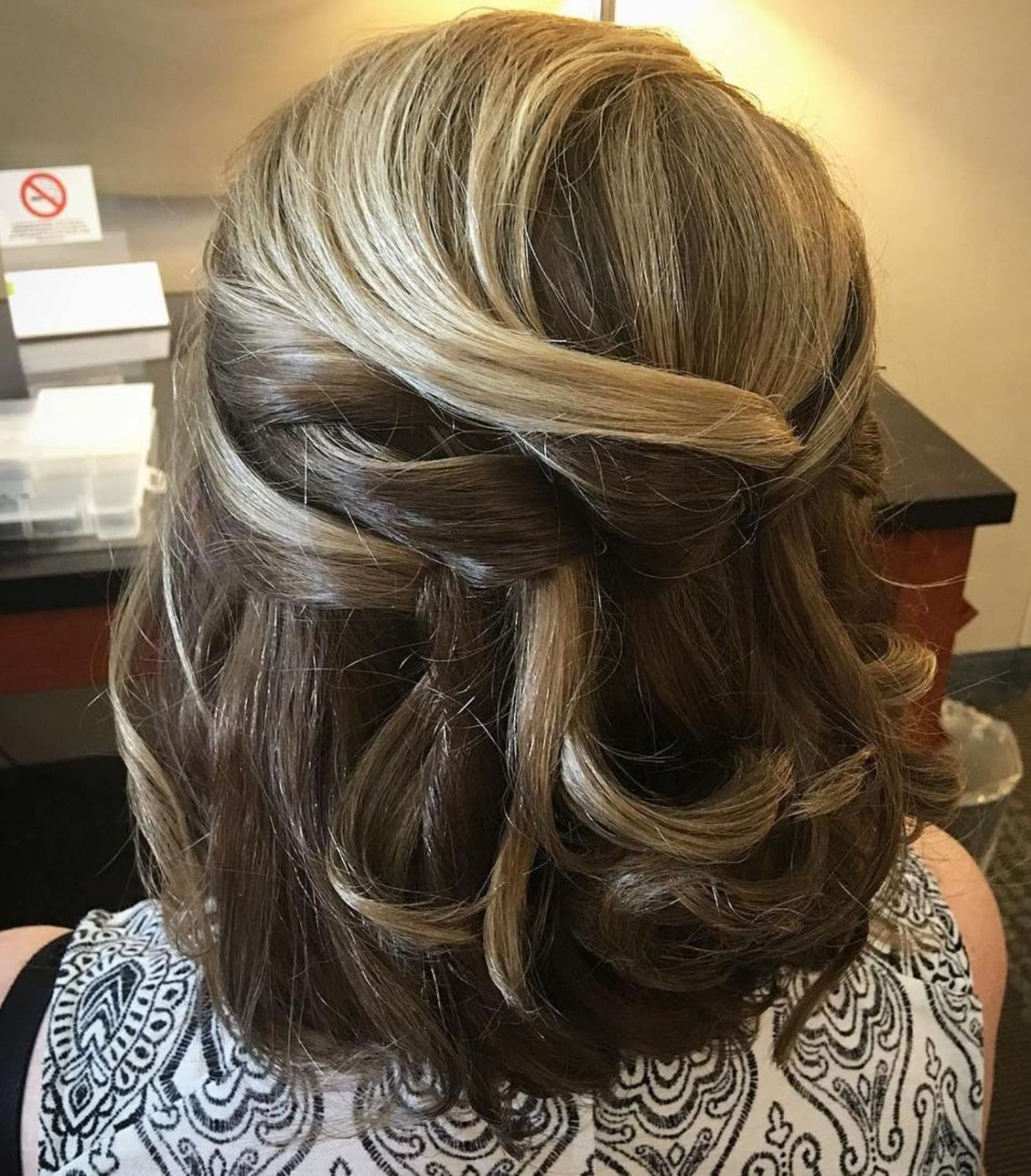 ravishing mother of the bride hairstyles wedding pinterest