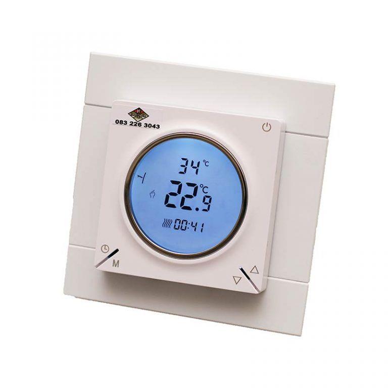 Underfloor Heating Programmable Thermostat Underfloor Heating