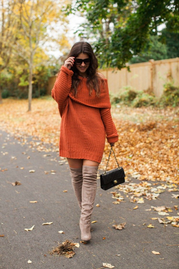 Thanksgiving Outfit Ideas   Fall Fashion   Pink Champagne Problems