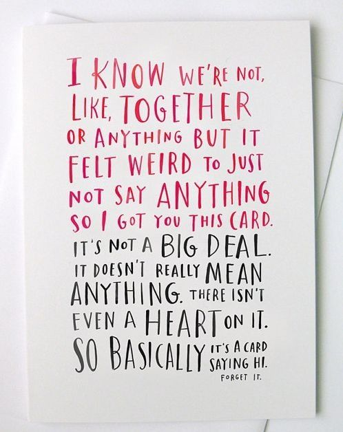 this is something I would send to my guy best friend xD – Funny Best Friend Valentines Day Cards
