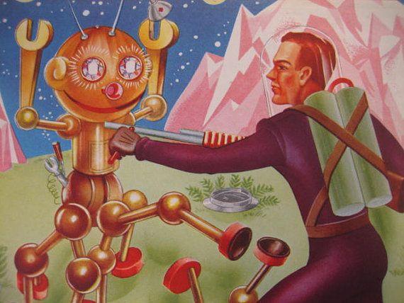 Futurama dating ρομπότ