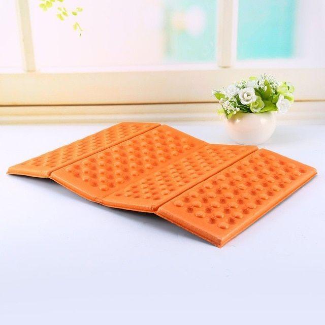 Portable Camping Mat Foldable Eva Foam Cushion Waterproof Garden