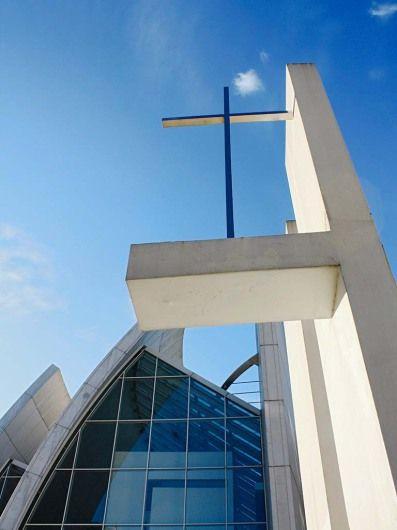 Chiesa di Dio Padre Misericordioso - ROMA