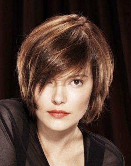 Coupe carre court degrade Short hair ideas Pinterest
