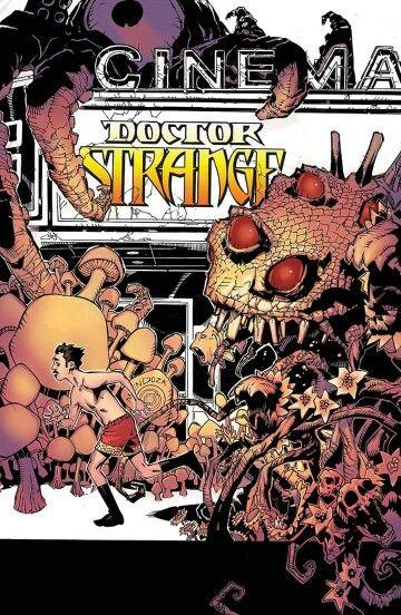 Chris Bachalo - Doctor Strange
