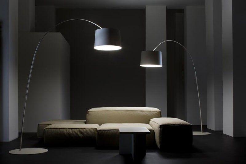 Twiggy Floor Light From Foscarini Lamps Lighting And Lightning Design Foscarini Tolomeo Lamp Cool Lighting