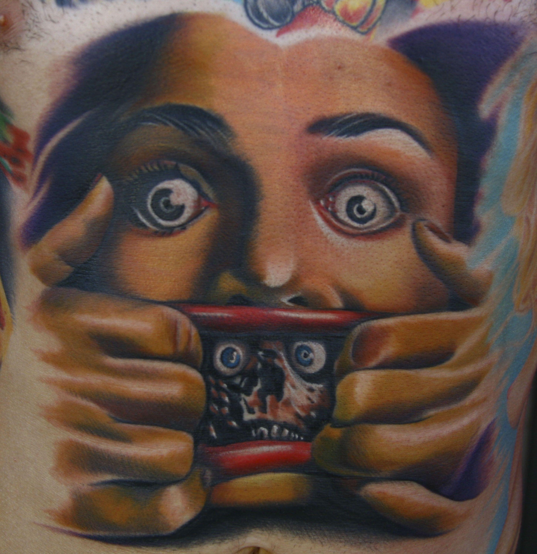 Dead Alive Tattoo Best Tattoo Ideas