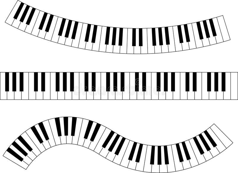 Piano Keyboard Vector Illustration Of Piano Keyboard Affiliate Keyboard Piano Vector Piano Illustration Ad Key Drawings Drawing Piano Piano